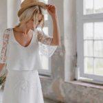 Model mit Kleid aus der BOHOFORLIFE Kollektion